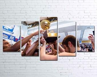 NEC Champs 5pc Canvas Set
