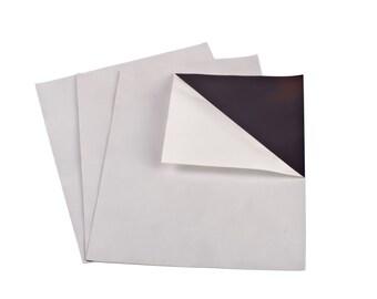 """4"""" X 6"""" Adhesive Magnet Sheets - 20 mil - 10 Sheets"""