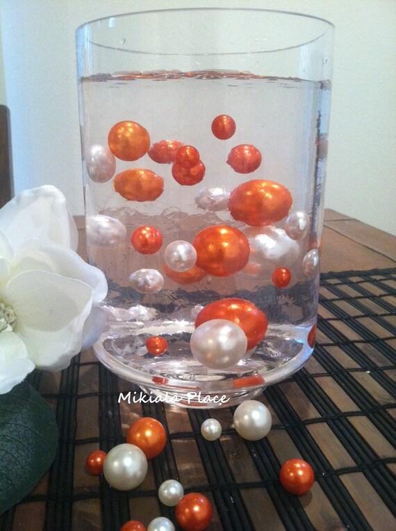 Wedding Centerpiece Vase Filler Jumbo Pearls