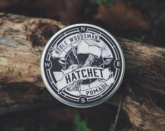Hatchet Pomade | The Noble Woodsman