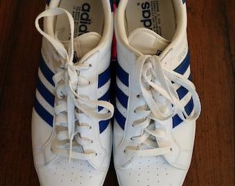 Classic Adidas Grand Prix Court Sneakers (10M)