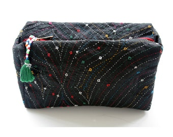 Black Make-Up Pouch