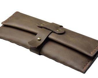 Woman leather wallet, padfolio, leather wallet woman, woman leather wallet, wallet, leather padfolio, clutch, wallet woman . Wallet