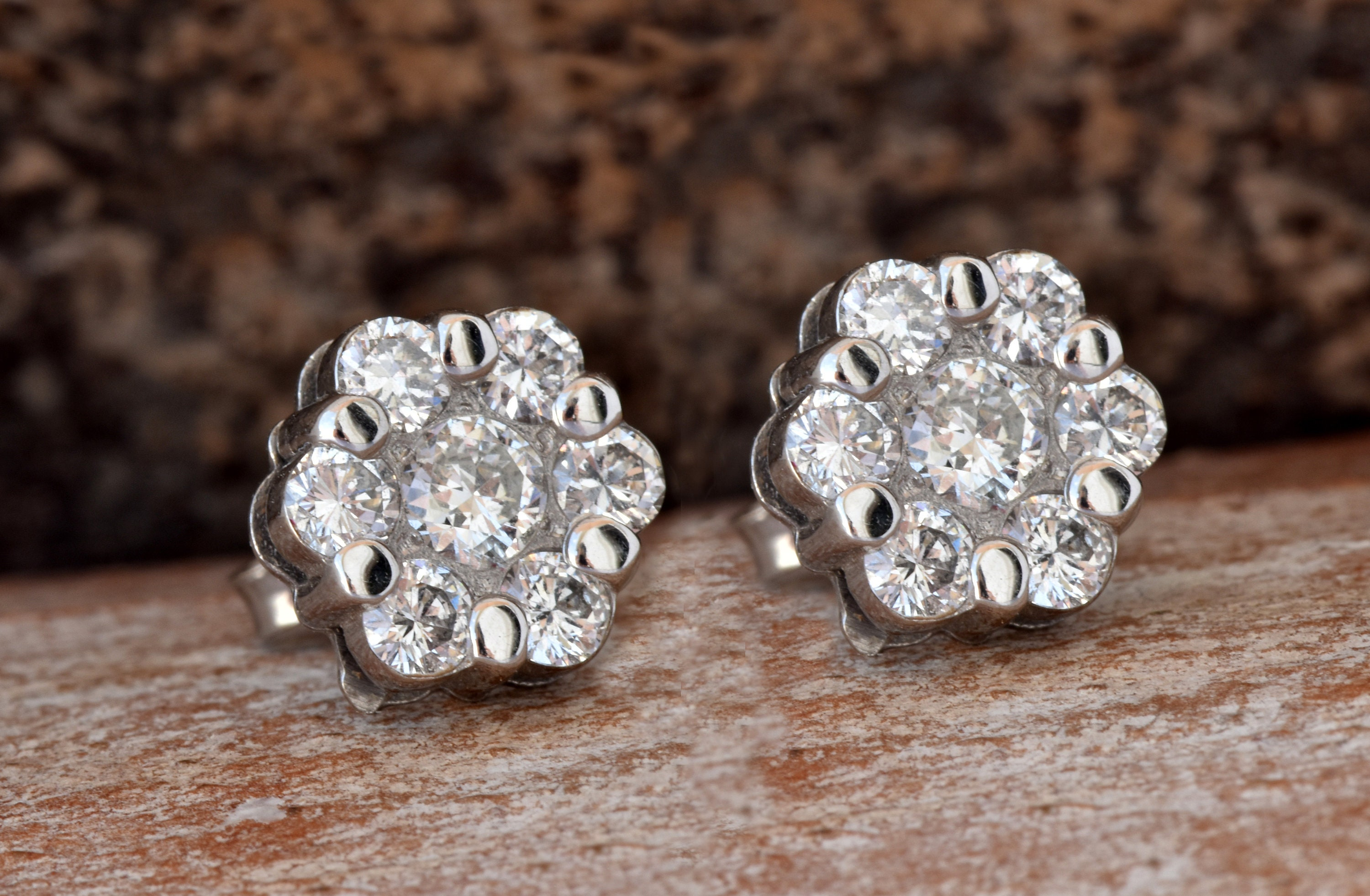 earrings degem diamond forevermark solitaire encordia