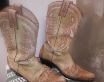 Sancho Western Boots