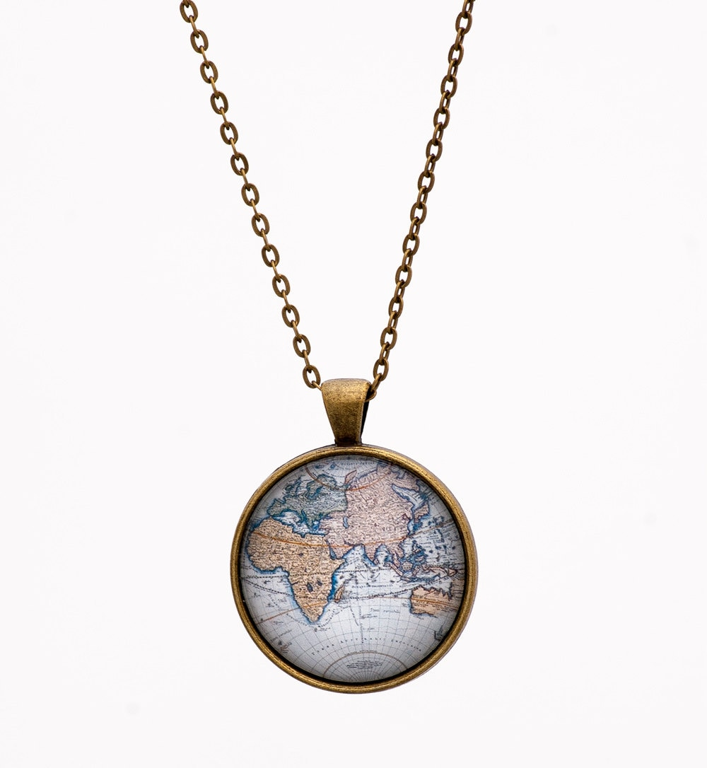pendant listing atlas fullxfull zoom necklace map of errd world the il