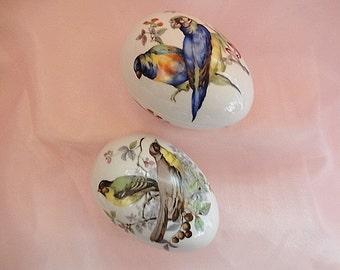 Limoges Eggs