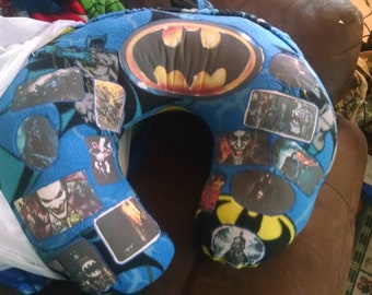 Custom Batman Comfy Pillow