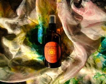 Energising Oil - Oil - Bath Oil - Body Oil - Organic Skin Care-Energy Body Oil -Stress Relief Massage Oil - For Her -Aromatherapy- Vegan