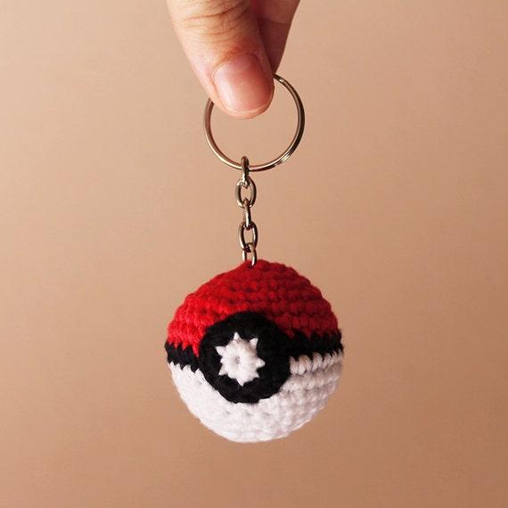 Poke Ball Mini - Pokemon. Amigurumi Pattern PDF.