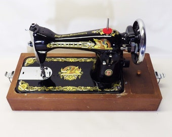 Singer NL-K Reproduction Sphinx Sewing Machine