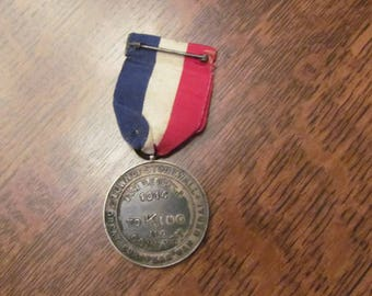 Town of Stonewall Manitoba For Service 1914 to King and Country medal