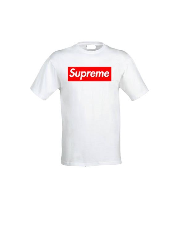t shirt supreme pas chere