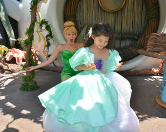 Transforming Ariel Dress