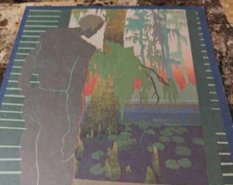 Sea level- on the edge- Vinyl record
