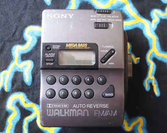 Walkman Sony VGC