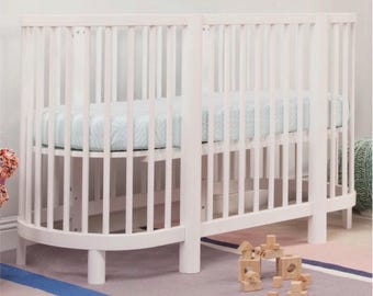 Oval Crib Babyletto Hula Waterproof Cover