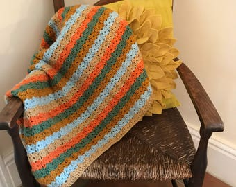Baby Blanket, Crochet Blanket, Blanket, Crochet Throw, Crochet, Crochet Baby Blanket, Throw Blanket, Crocheted Blanket, Handmade Blanket