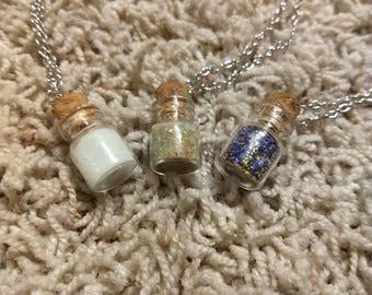 Jar Necklace