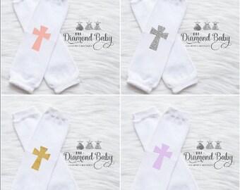 Easter Leg Warmers-Bunny Leg Warmers-Spring Leg Warmers- Rabbit Leg Warmers- Baby Leg Warmers-White Baby Leg Warmers