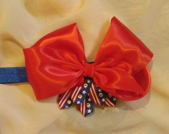 4th of July Boutique Headband