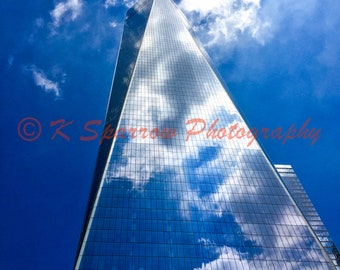 One World Trade, NYC,