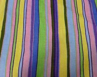 soft fabric vertical stripe
