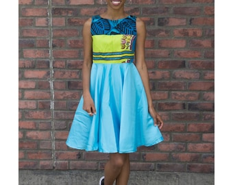 Treasury Love, African Clothing, African Fabric, African Dress