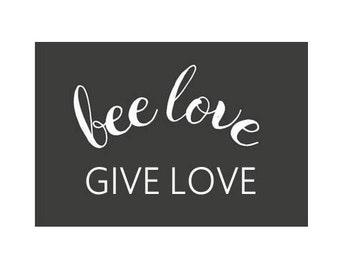 Give Love Gift Card
