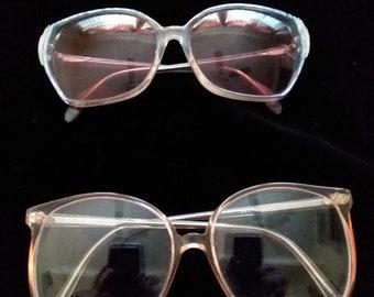 Vintage Eyeglasses Frames