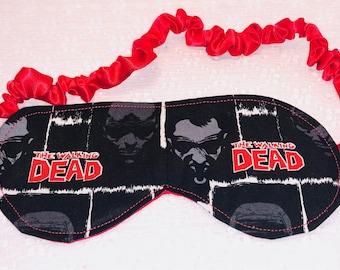 The Walking Dead Sleep Mask