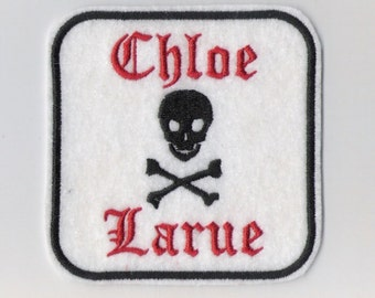 City  or name Skull Patch