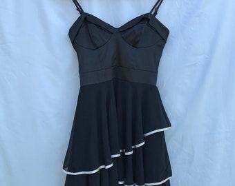 Review Black Coctail Dress