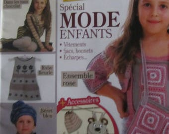 """Creative Crochet"" Magazine - January/February/March 2012"