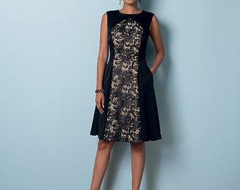 Butterick Pattern B6280 Misses'/Misses' Petite Dress