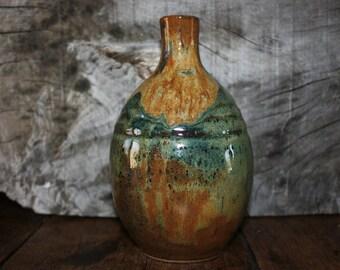 Ceramic  Vase,  Stoneware vase, Decrative vase