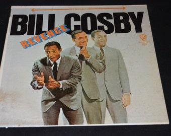 Vintage Vinyl Record Bill Cosby: Revenge Album WS-1691