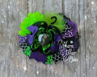 custom lisiting riddler bow