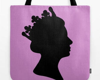 LILIBET IN LILAC Tote