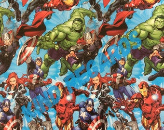 Marvel Gift Wrapping Paper