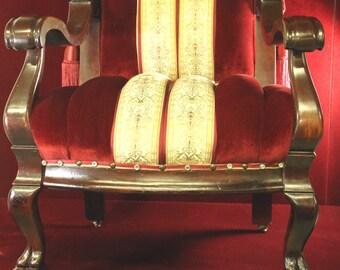 Empire Figural Chair
