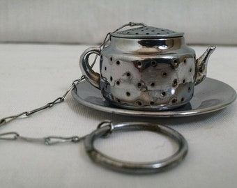 Tea Steeper, Teapot Tea Infuser, Made In Occupied Japan