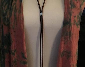 Boho Lariat Necklace