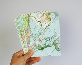 World map envelopes, wedding invitation envelopes, greeting card envelopes. SIZE 4,3 x 6,5 inch. A2 envelopes
