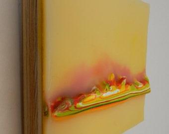 Encaustic Painting 256