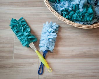 Reusable Swiffer Duster Refill | Fleece Duster | Green Cleaning