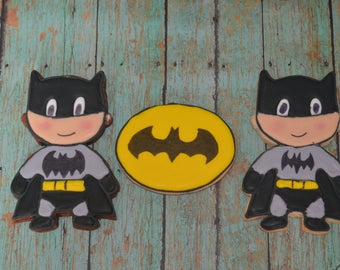 bat boy cookies