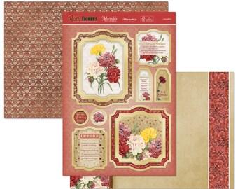 Carnation Topper Set