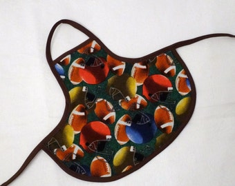 Football Bottle Apron from The Farmer's Daughter