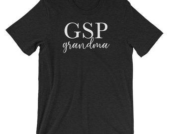 GSP Grandma shirt